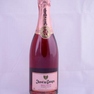 Botella de Brut Rosé