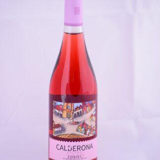 Botella de Viña Calderona