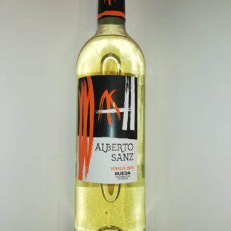 Botella de Alberto Sanz