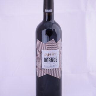 Botella de Dominio de Bornos Crianza