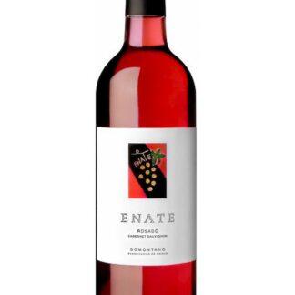 Botella de Enate Rosado Cabernet Sauvignon