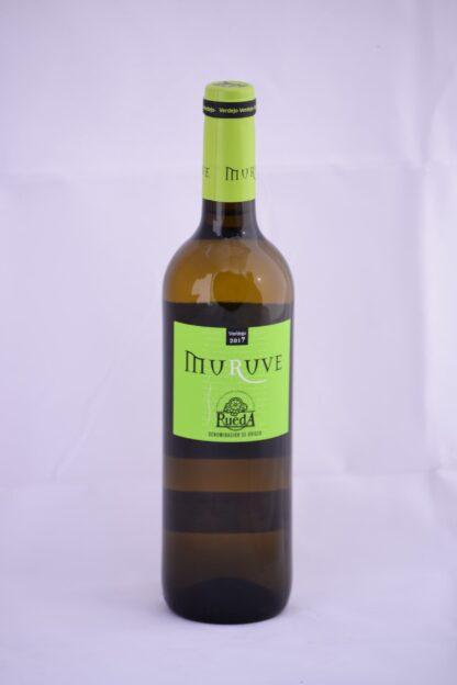 Botella de Muruve Verdejo