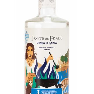 Botella de Orujo de Galicia