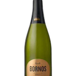 Botella de Palacio de Bornos Brut