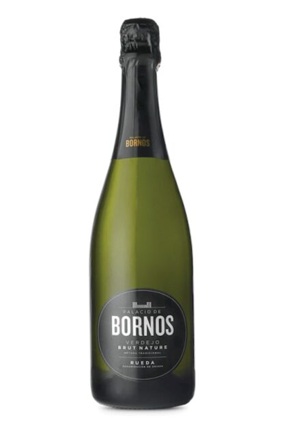 Botella de Palacio de Bornos Brut Nature - DO Rueda