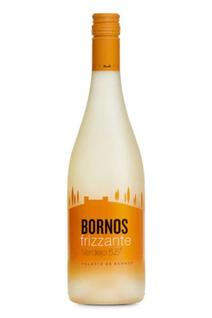 Botella de Palacio de Bornos Frizzante Verdejo