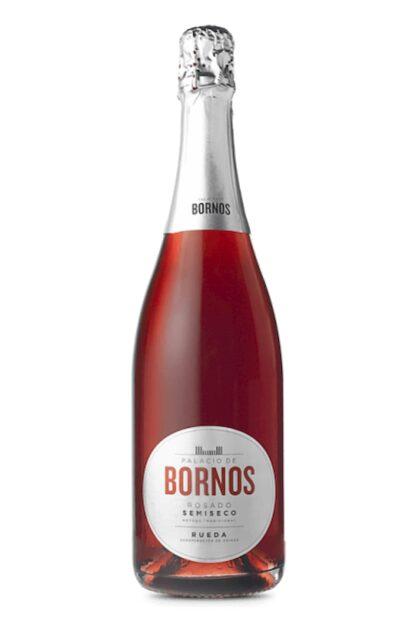 Botella de Palacio de Bornos Rosado Semiseco