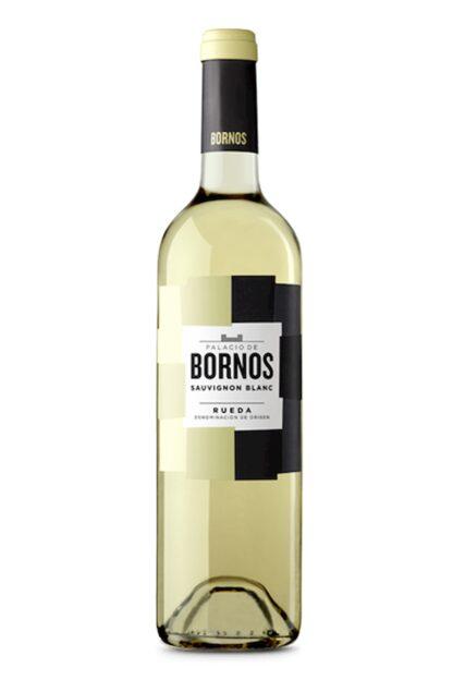 Botella de Palacio de Bornos Sauvignon Blanc