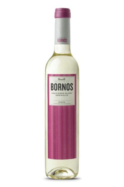 Botella de Palacio de Bornos Semidulce Sauvignon