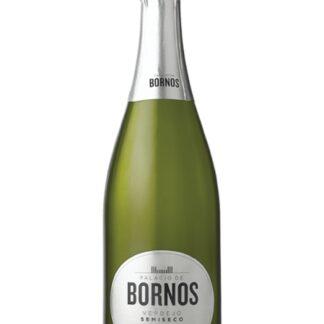 Botella de Palacio de Bornos Semiseco
