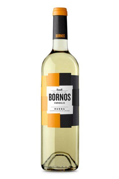 Botella de Palacio de Bornos Verdejo