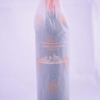 Botella de Sierra Cantabria Colección Privada