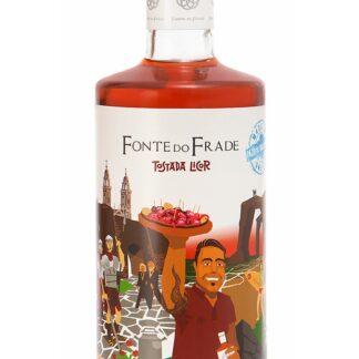 Botella de Tostada Licor